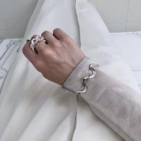 silver925 bangle  -006-