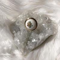 vintage_flower  ring -106-
