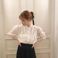 vintage blouse -FA456-