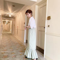 vintage blouse -FA455-