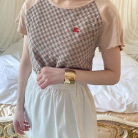 vintage burberry tops -FA353-