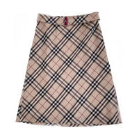 Burberry vintage skirt -B024-