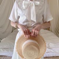 vintage blouse -FA426-