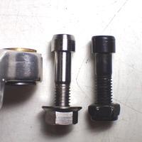 ブレーキテックマスター用レバー取り付け ボルトナット セット 64チタン製