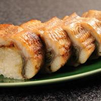 浜名湖産 肉厚うなぎ棒寿司 1/2本ハーフサイズ 10貫