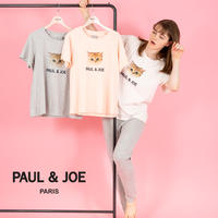 ヌネット&ロゴ Tシャツ PJR103-01226 キュートなヌネットにみつめられたい!