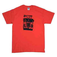 CONVOY Tee / Cal Orange