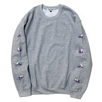 Party's Over_Crewneck Sweatshirts