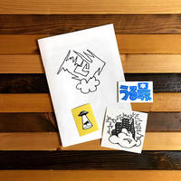 KIZM Zine +3 Stickers SET