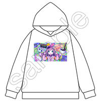 C97 Kizuna AI Hoodie (White)