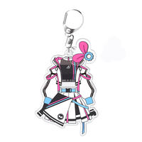【A.I.Party2021】Costume Keychain