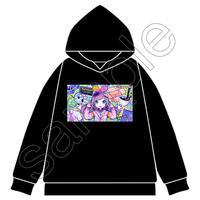 C97 Kizuna AI Hoodie (Black)