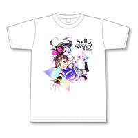 Kizuna AI T-shirt (hello,world 2020ver.)