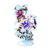 Kizuna AI アクリルスタンド(hello,world 2020ver.)
