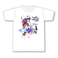 Kizuna AI Tシャツ(hello,world 2020ver.)