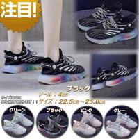新作 売れ筋 メッシュ カジュアル スニーカー オルチャンシューズ 韓国 通学 小さいサイズ ブラック 2108