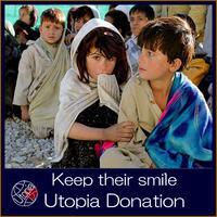 NGO Utopia Donation 5$(US)  UD0005-e