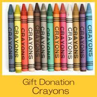 Gift Donation Crayons UG0002-e