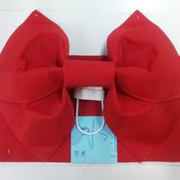 浴衣用帯 赤色