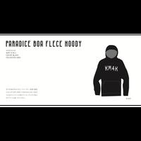 【※KM4K SNOW 2020/2021  御予約専用※】 PARADICE BOA FLEECE HOODY