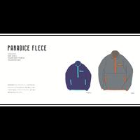 【※KM4K SNOW 2020/2021  御予約専用※】PARADICE FLEECE