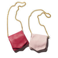 Chain wallet   Pink / Dusty Pink