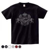 送料無料【Oilshock Designs T-shirt】EMBLEM/6カラー