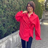ザ・赤シャツ(ゆったりタイプ)