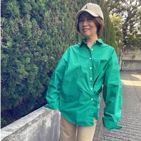 ザ・緑シャツ(ゆったりタイプ)