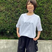 Daisy白Tシャツ(文字は黒)