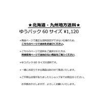 【北海道・九州地方送料¥1,120】~ゆうパック発送となる商品をご購入の方~