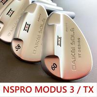 台形ソールウェッジ|NSPRO MODUS 3 / TX