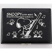 SNOOPY with Music ファゴット用リードケース(5本)