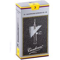 バンドーレン ソプラノサクソフォンリード V.12 (10枚入り)