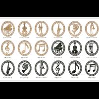 プチクリ 楽器シリーズ 各種