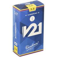バンドーレン  E♭クラリネットリード V21 (10枚入り)