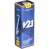 バンドーレン バスクラリネットリード V21 (5枚入り)