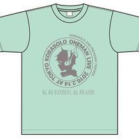 コバソロライブTシャツ