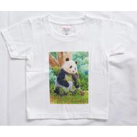 【期間限定】「山本二三氏×TANTAN 26th anniversaryコラボ 商品『肖像画デザインTシャツ(白/こどもサイズ)』」