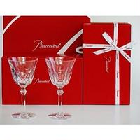 バカラBaccarat アルクールイヴ ワインNO3 ペア【バカラブランド紙袋、ブランドリボンが付属】【御結婚御祝・内祝・新築御祝・還暦御祝・御礼・寿・ギフト包装可能】
