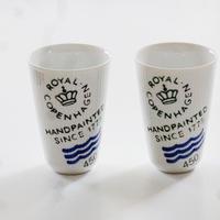 ロイヤルコペンハーゲン(ROYAL COPENHAGEN)   フルーテッド シグネチャー フリーカップ ペア
