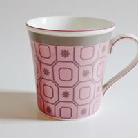 ウエッジウッド パラディオ マグカップ ピンク