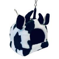 🐄耳付きハウス 牛柄🐄  (Mサイズ)