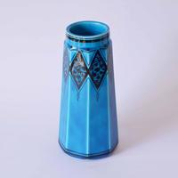 青釉花器 ミナレット