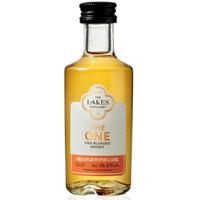 THE ONE ORANGE WINE CASK FINISHED ザ・ワン オレンジワインカスクフィニッシュ ミニチュア 1本