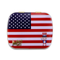 インパクトミント 国旗柄アメリカ(マンゴー)