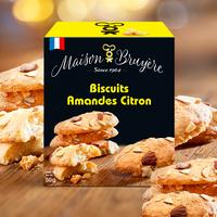 メゾン・ブリュイエール  アーモンドレモンクッキー