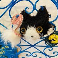 スイス国民的絵本作家 ハンスフィッシャー 絵本『こねこのぴっち』 ぬいぐるみ メジャー 猫