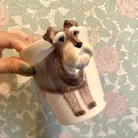 3D アニマルマグ シュナウザー 犬 マグカップ