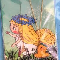 チェコアニメ アマールカ 森の妖精 ネックレス ファーストネックレス